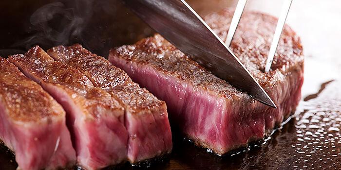 グルメポイントでお肉が食べられる