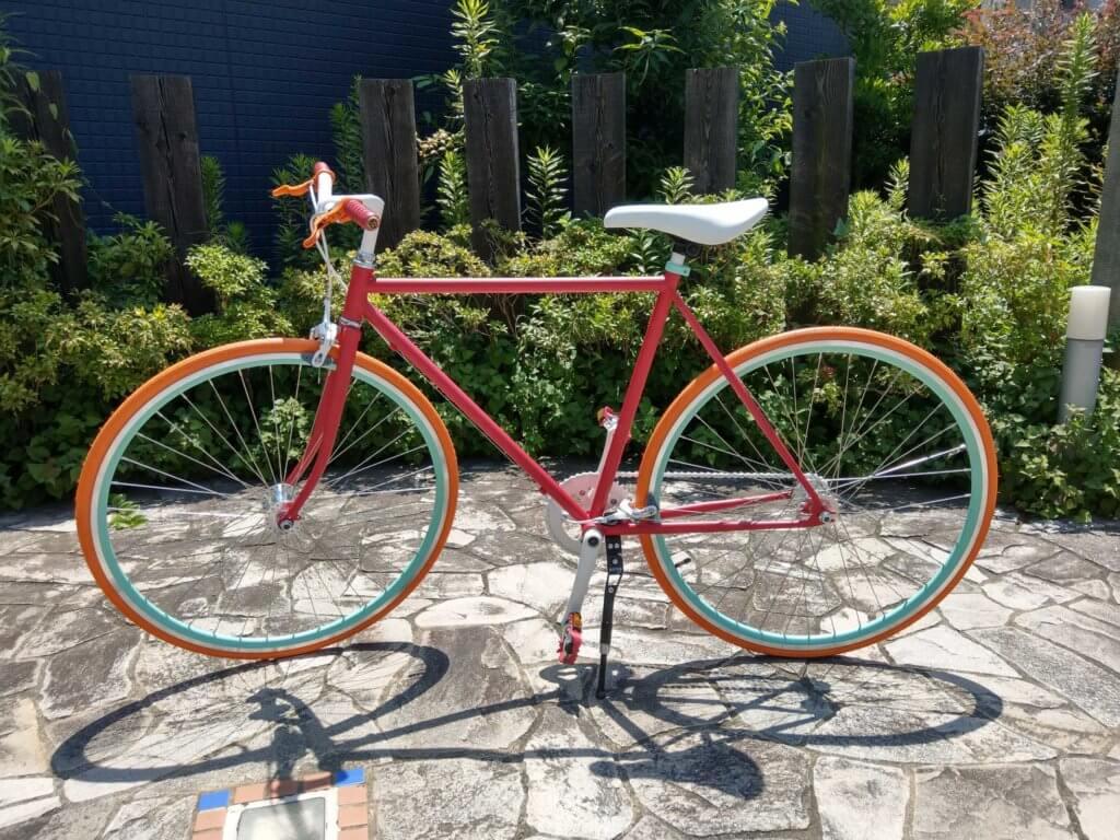 ふるさと納税でCocci(コッチ)の自転車をもらったよ