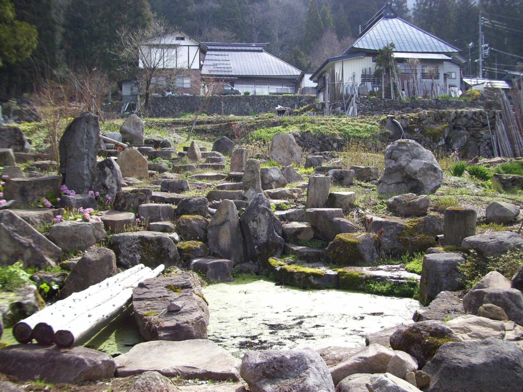 小菅の重要文化的景観