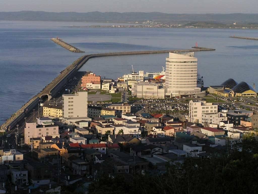 稚内港の写真